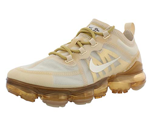 Nike Damen WMNS Air Vapormax 2019 Leichtathletikschuhe, Mehrfarbig (Cream/Sail/Light Bone/Metallic Gold 101), 40 EU