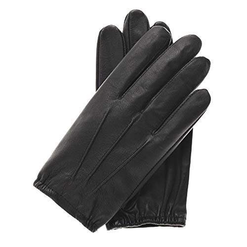 Guardia Police Search Gloves by Pratt and Hart Black Size L