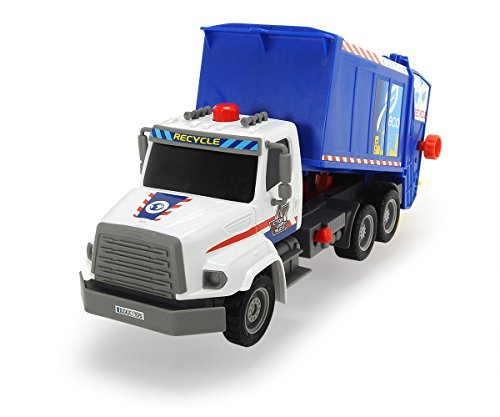Dickie Toys - 203806002 - Camion sanitaire - Air Pump - Radiocommandé - Echelle 1/24