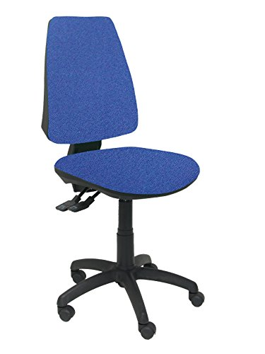 Piqueras y Crespo Elche Silla de Oficina, Azul Marino