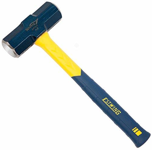 Estwing MRF64E Sure Strike 64 Oz Fiberglass Engineers Hammer, Blue
