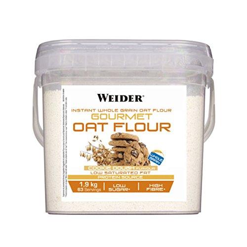 Weider Gourmet Oat Flour sabor Cookie Dough - 1,9 Kg