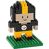 FOCO Pittsburgh Steelers NFL 3D BRXLZ Mini-Player -