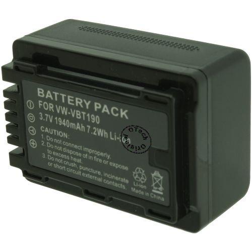 Otech Battery Compatible for PANASONIC HC-V550K
