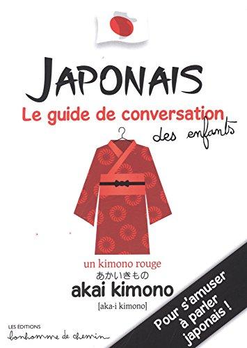 Japonais, guide de conversation des enfants