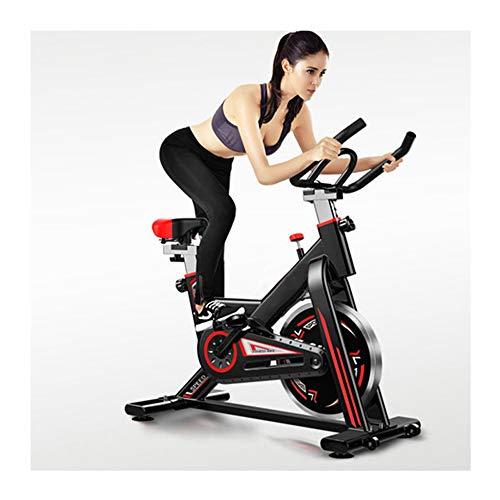 KHXJYC Spinning, Heimtrainer, Flüsterleise Indoor Fitnessgeräte, Heimtrainer, Wägeanlagen