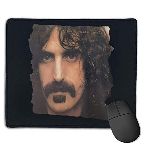 Frank Zappa Apostrophe Waschbares Mauspad mit genähter Computermaus