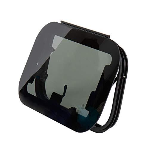 wamovo Ausstellfenster aus Echtglas in verschiednen Größen Fenster für Kastenwagen Wohnmobil und Wohnwagen (500x450 cm)