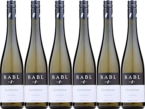 Rabl Chardonnay Vinum Optimum Trocken (6 x 0.75 l)