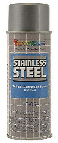 Stainless Steel Rust Protective Spray Paint - STAINLESS...