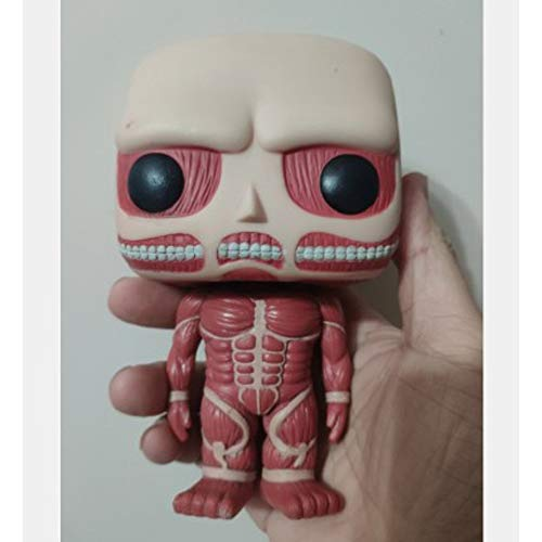 Funko (Without Box) Pop Attack on Titan - Colossal Titan Vinyl 3.75inch Animation Figure Anime Derivatives for Boy