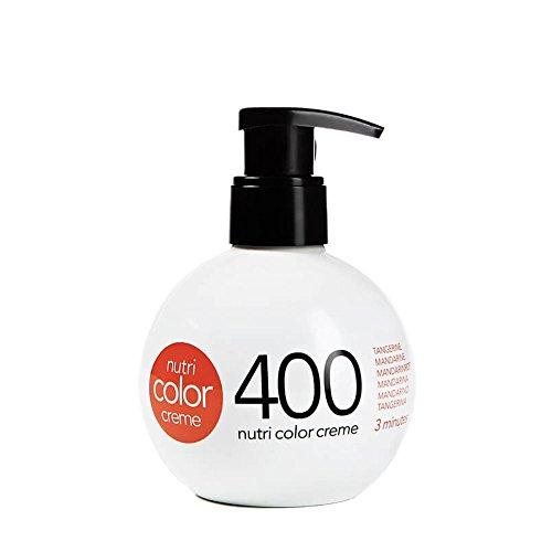 REVLON PROFESSIONAL Nutri Color Cream ,Mandarine 400, 1er Pack (1 x 250 ml)