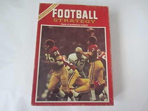 para barato Vintage Vintage Vintage Sports Illustrated Football Strategy Game 1972 by Sports Illustrated  barato en alta calidad