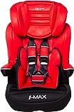 Osann 102-124-267 I-Max SP Kindersitz Isofix Gruppe 1/2/3 (9-36 kg) Kinderautositz Rot