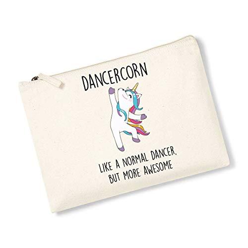 Dancercorn Trousse de toilette Motif licorne