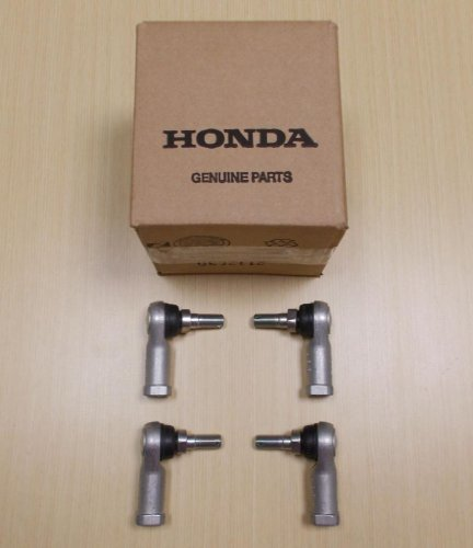 New 2000-2006 Honda TRX 350 TRX350 Rancher ATV OE Set of 4 Tie Rod Ends