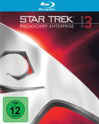 Star Trek - Raumschiff Enterprise: Season 3 [Blu-ray]