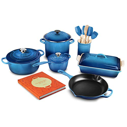 Le Creuset 16-piece Cookware Set (Marseille)