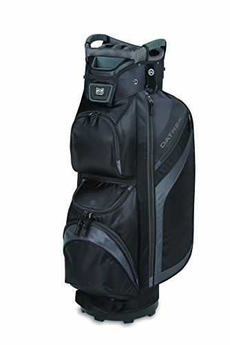 Best Price! Datrek DG Lite II Cart Bag Black/Charcoal/Royal DG Lite II Cart Bag