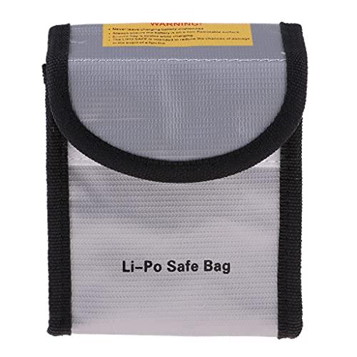 SM SunniMix LiPo Battery Bag Box Custodia Antincendio Protetta da Esplosivo Caricatore di Sicurezza Custodia Protettiva da Sacco per DJI Phantom 4 / 4Pro