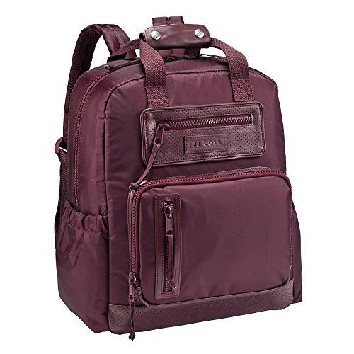 JJ Cole Papago - Bolsa para pañales, mochila de gran capacidad neutra...
