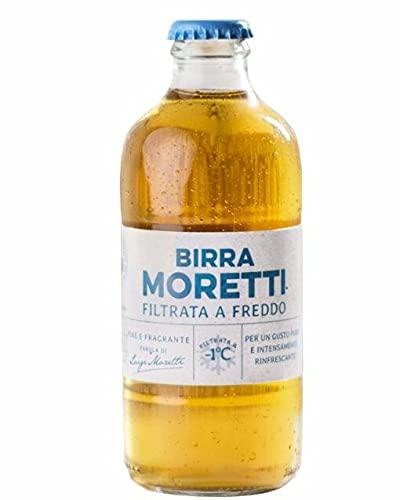 MORETTI BIRRA FILTRATA A FREDDO 24 X 30 CL