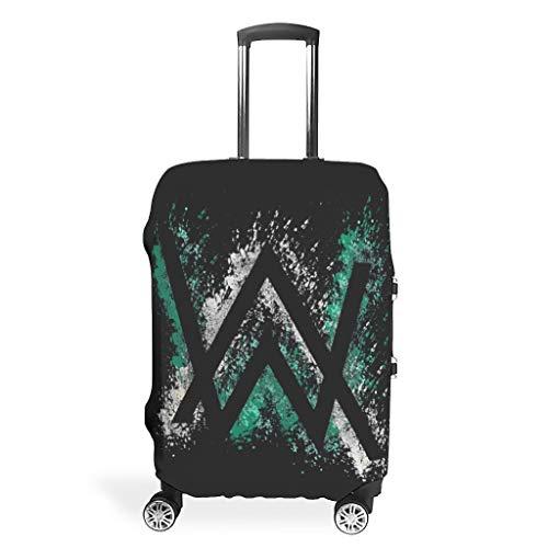 Alan Walker - Funda protectora para maleta de viaje (apta para maleta de 34 a 37 pulgadas)