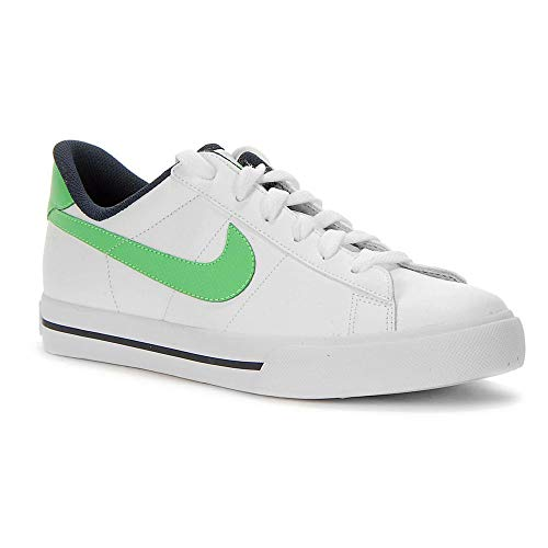 Nike - Sweet Classic Gsps - 367314121 - Farbe: Weiß-Grün - Größe: 38.5 EU