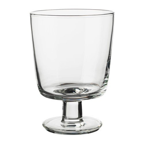 IKEA 365+ Weinglas aus Klarglas; (30cl)