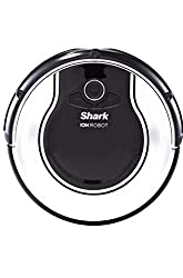 Shark ION RV700 Robot Vacuum with Easy Scheduling Remote.