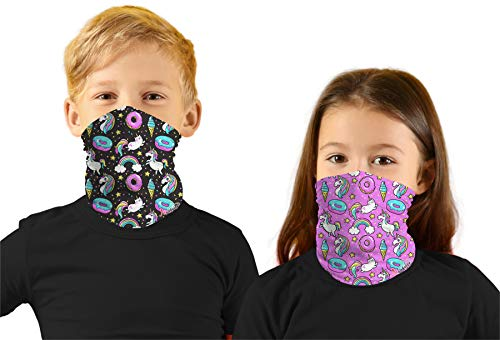 Boys Outdoor Mask Bandanas Face Mask Dust Block Balaclavas Ski Mask...