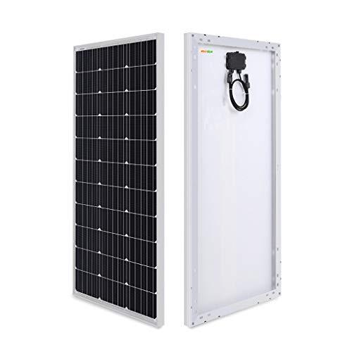 Solar Panels (100W Sleek)