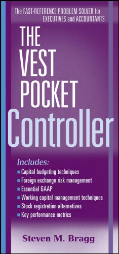 The Vest Pocket Controller (English Edition)