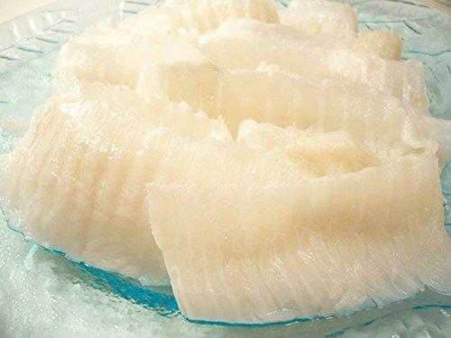 カレイ エンガワ 大型 500g 寿司やカルパッチョに最適 アブラカレイのえんがわ・エンガワ500g・