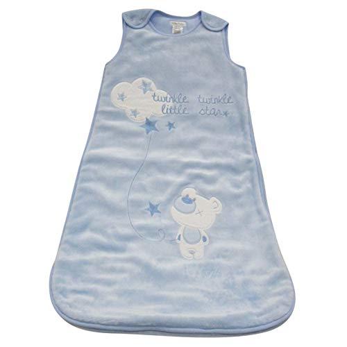 Baby Slaapzak 2.5 TOG Bedding 6-24 Maand - jongens en meisjes ontwerpen door Pitter Patter 18-24 Months Blauw