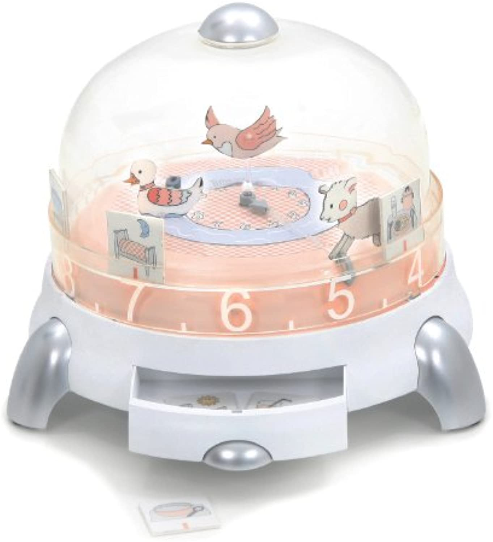Jumbo 12864  It's a Clock  Bubble Duck
