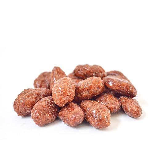 Gebrannte Mandeln | leicht mit Zimt karamellisiert | Premium Qualität | 500 g