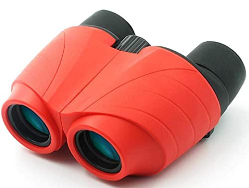 JIAWYJ Teleskop/Kleine Paulus 10 × 25 Fernglas, HD FMC und BAK4 Prisms Fernglas, Mini-Kinder-Student-Geschenk-Teleskop-tragbares Konzert-Jagdreisende/Rohstoffkodex: WXJ-520