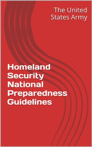 Homeland Security National Preparedness Guidelines (English Edition)
