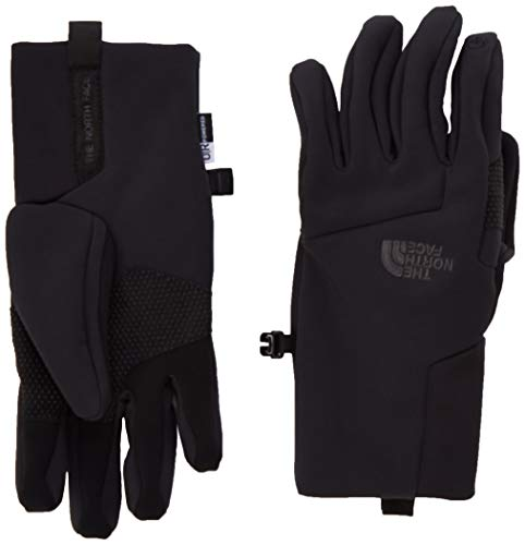 The North Face Apex + Etip Gloves Tnf Black MD