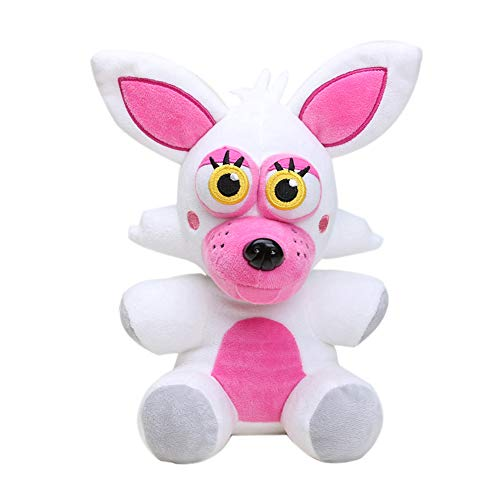 Plush Figure Toys, 7 Inch Plush Toy - Stuffed Toys Dolls - Kids Gifts - Gifts for Five Nights at Freddys Fans