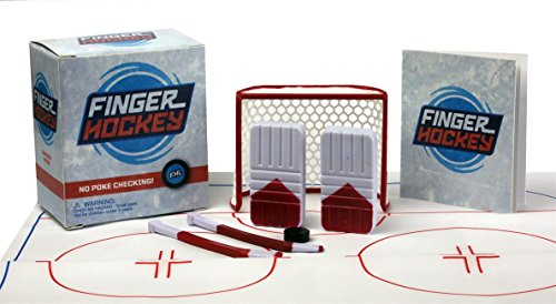 Finger Hockey: No Poke Checking! (RP Minis)