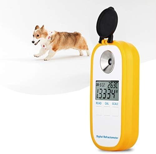 CattleBie DR503 Animal Clínica Veterinaria refractómetro ...