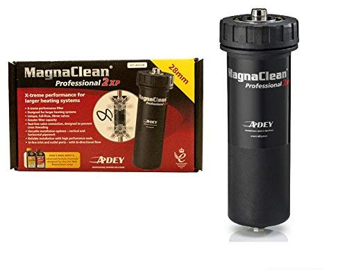 MagnaClean Professional 2XP 28mm X-treme Magnetic Filter Central Heating Remove...
