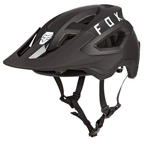 FOX Enduro MTB-Helm Speedframe Schwarz Gr. M