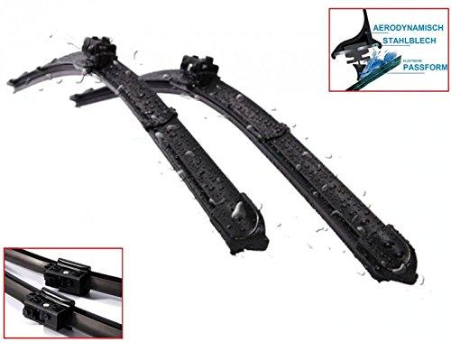 NEW-AD- 700mm/450mm Aero Front Scheibenwischer Premium Qualität Wischerblätter Set Scheibenwischerblätter Satz Flachbalkenwischer für V-Klasse und VITO - INION -