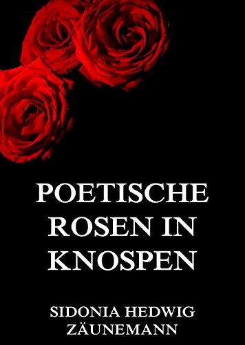 Poetische Rosen in Knospen