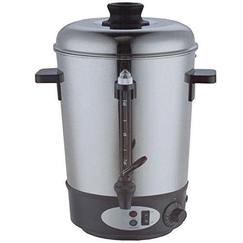 Glühweinbehälter Glühweinkocher Glühweinkessel 8L 1800W