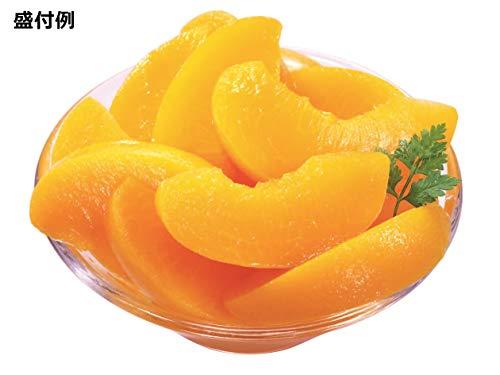 はごろも朝からフルーツ黄桃190g(4082)×24個