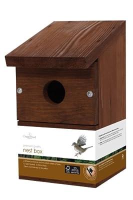 Chapelwood Wild Bird Classic Nest Box
